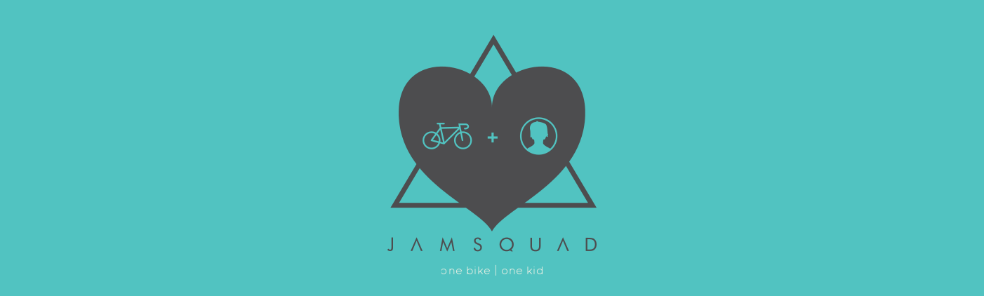 jamsquad bike team and non-profit